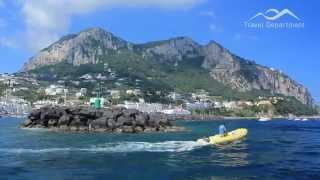 preview picture of video 'Sorrento Coast, Pompeii & Capri'