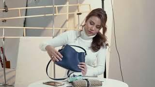 Christy Ng | Whats In My Jean Mini Bag : Featuring Siti Khadijah