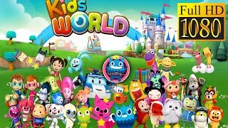 Kids World Game Review 1080P Official Bluepin Education 2016