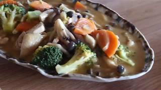 【居家料理 簡單備餐計畫】奶油雜醬燉蔬菜