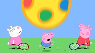 Мультфильмы Серия - Свинка Пеппа на русском все серии подряд | Гигантский бал! | Мультики