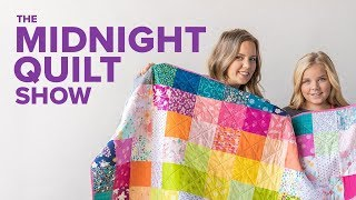Like A Charm | The Midnight Quilt Show With Angela (& Cloe!) Walters