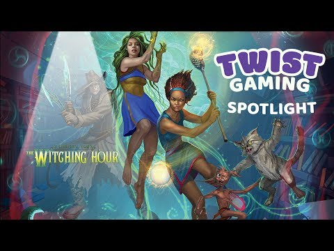 Spotlight: Approaching Dawn: The Witching Hour - Review