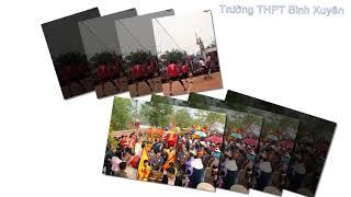 Cụm đình Tam Canh - Nét đẹp truyền thống Kẻ Cánh