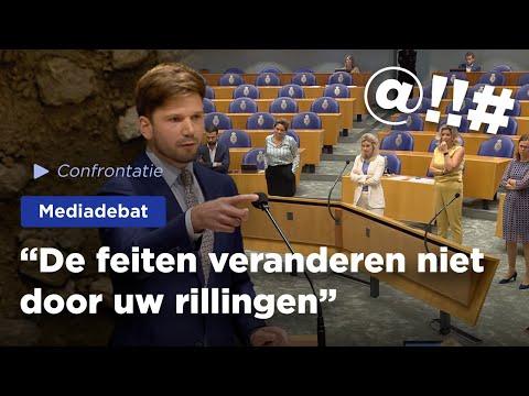 De speech waar HEEL NEDERLAND het over heeft. Gideon van Meijeren legt mediacorruptie bloot!