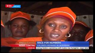 Unorthodox means used by Kenyans to get people to register as voters