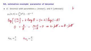 L20.10 Maximum Likelihood Estimation Examples