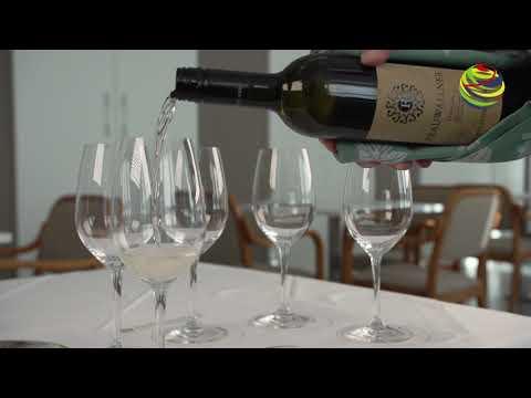 Young wine sommelier training - wine tasting (English) - YouTube