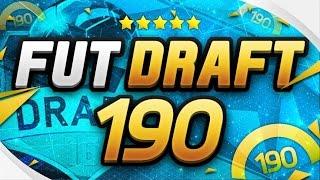 FIFA DRAFT 190 ZROBIONY!!!!!!!!!!!! - #easy!