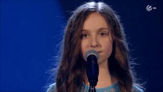 the Voice Kids - Sofie - Ave Maria - Finale - 26.03.17