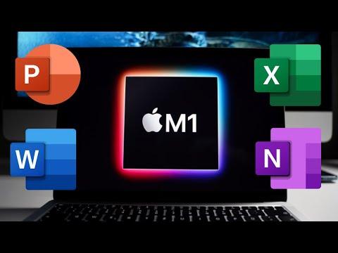 Die neuen M1 Macs: Funktioniert Microsoft Office? (Word, PowerPoint, Excel, OneNote, Outlook)