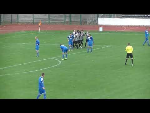 muži a: FK Hodonín - Viktoria Přerov 1:2