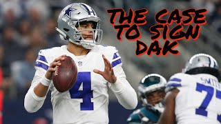 The Case for the 49ers to Sign Dallas Cowboys QB Dak Prescott