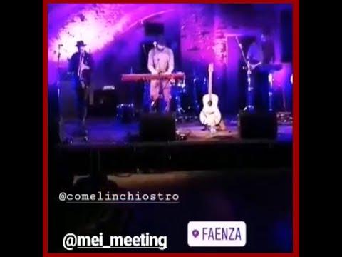 Comelinchiostro Cantautore, Folk e Teatro Fano Musiqua