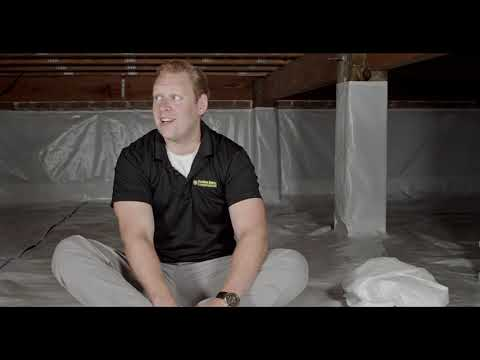 Energy Saver Series - Episode 3: Crawlspace Encapsulation