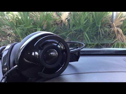 """AudioQuest NightOwl """"Liquid Wood"""" Audiophile Headphone review by Dale"""