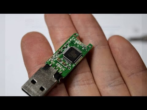 Как прошить любую флешку снять ограничения скорости и сделать именной на примере FC1178BC
