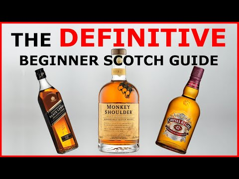 The Definitive Beginner Scotch Whisky Buying Guide