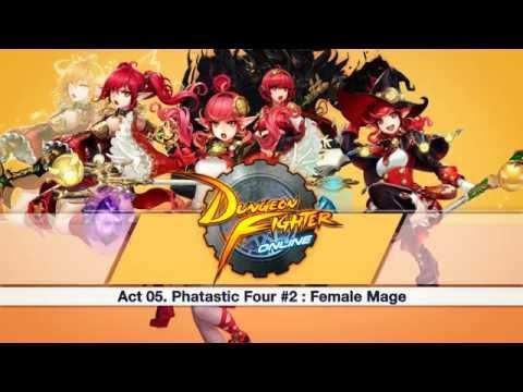 DFO] Dungeon Fighter Online Global - 2nd Awakenings! M Slayer, F