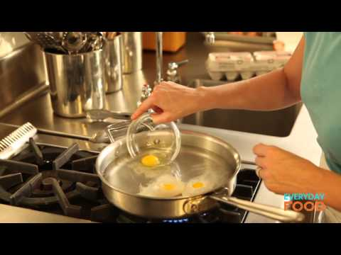 Cobb Salad with Poached Egg | Everyday Food with Sarah Carey