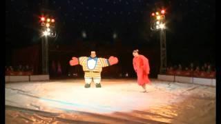 Ballon clown - Krisztian Richter (2010 Cyrk Zalewski)