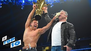 Top 10 SmackDown Live moments: WWE Top 10, January 15, 2019