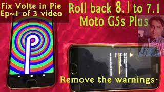 motorola bootloader unlocked warning remove - Kênh video giải trí