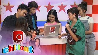 ASAP Chillout: Donny hold hands with Kisses