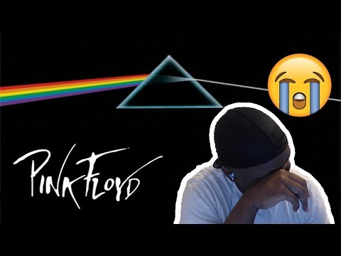 FIRST TIME HEARING- Pink Floyd- Dark Side of the Moon [ALBUM] I GOT EMOTIONAL 😭😢