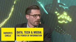 Data, Tech & Media: The Power of Information | moderated by Jeff Jarvis