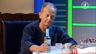 КВН Факультет журналистики - Задорнов против американца