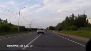 Погоня за Чеченцами в Зарайске