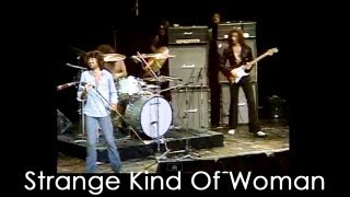 Deep Purple Strange Kind Of Woman Live In New York USA 1973 Video