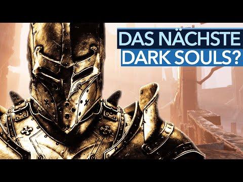Mortal Shell ist wie 4x Dark Souls gleichzeitig
