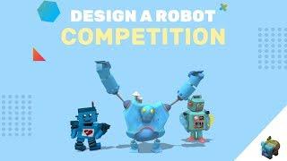 DESIGN YOUR OWN ROBOT! : Assemblr