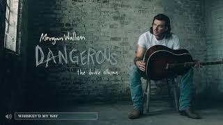 Musik-Video-Miniaturansicht zu Whiskey'd My Way Songtext von Morgan Wallen