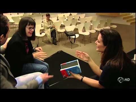 Ver vídeoSíndrome de Down: Anna Vives presenta su libro en Antena 3