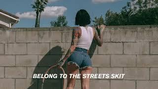 Musik-Video-Miniaturansicht zu Belong To The Streets Skit Songtext von Kehlani
