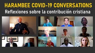 Covid-19: Prelate's Dialogue with Health Care Workers