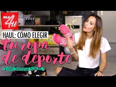 HAUL: Cómo elegir tu ropa de deporte | En forma en 30 minutos con Sylvia Salas