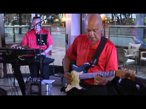 BRAPA (band) - Hotel &quotReymar&quot, Malgrat de Mar (Spanje) 26 mei2013 - &quotOnce&quot(instrumentaal)