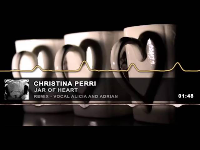 Christina Perri Jar Of Hearts Cover Alexamin Remix ...