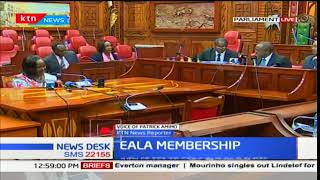 Number of nominees each party to have within the EALA membership