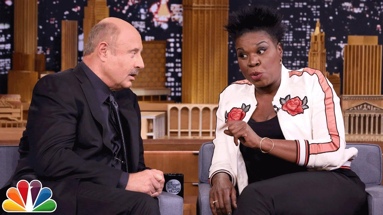 Leslie Jones Plays Truth or Lie with Dr. Phil thumbnail