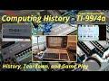 How The Ti 99 4a Computer Sold 2 8 Million Yet Failed