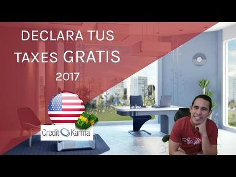 Declara tus taxes por ti mismo y GRATIS