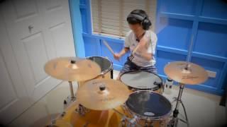 Marshmello - Alone (Drum Cover)
