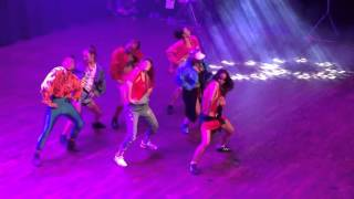 "Request Dance Crew ""Sorry"" by Justin Bieber - LIVE PERFORMANCE"