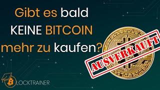 Was passiert mit Bitcoin, sobald alle Munzen abgebaut werden