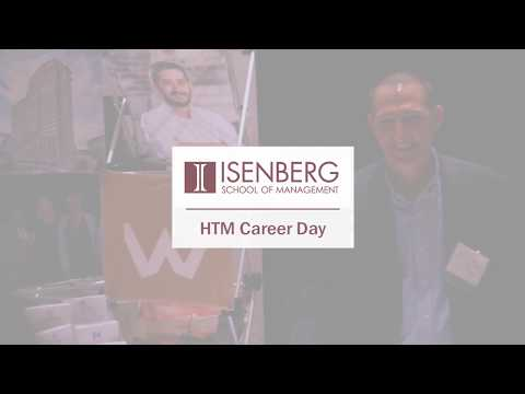 Htm Career Day Isenberg School Of Management Umass Amherst